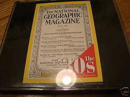 National Geographic The 30's 3 CD pack CD ROM decade # - $5.39