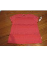 DKNY  girls Shirt  S DGH22957 695 pink  t shirt  NWT ^^ - $8.99