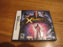 X-Men: Destiny Nintendo DS brand NEW everyone video game marvel activision - $20.15