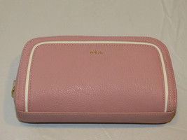 Ralph Lauren Cosmetic pouch travel CAS-CO Tea Rose Dorset 432534586004 Z... - $40.79