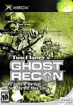 Tom Clancy's Ghost Recon (Xbox) video game - $3.59