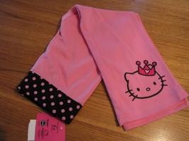 Girls Hello Kitty pink pants 6X HK55329 DLP doll pink Princess NWT^^ - $14.84