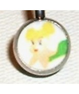 Tinkerbell (F) Picture Logo Navel Belly Ring, 14g - $4.99