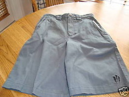 Ocean Current boys gun metal shorts NWT 18 19.99 NEW - $7.79