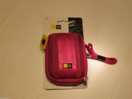 Case Logic camera case magenta pink QPB-201 plu... - $17.29