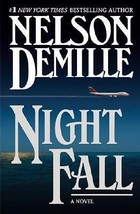 Night Fall  Nelson Demille hardcover book great cond - $3.59