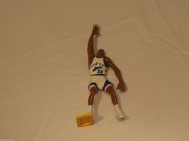 JAZZ 32 Karl Malone NBA 1996 RARE movable arm waist figure basketball vi... - $10.19