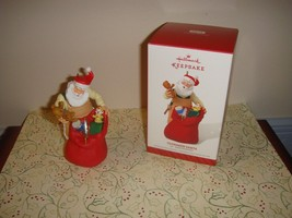 Hallmark 2014 Toymaker Santa Limited Edition Ornament - $26.99