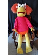 Fraggle Rock Red Large Jumbo Plush Toy 50 inche... - $121.52
