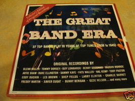 The Great Band Era 10 LP record set 1936-1945 Readers D - $20.99