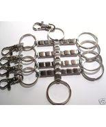 5 Keyrings Keychains Italian charms WHOLESALE LOT - $10.99