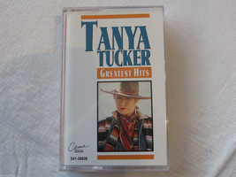 Greatest Hits Tanya Tucker (Cassette tape-1995, EMI-Capitol Special mark... - $12.49
