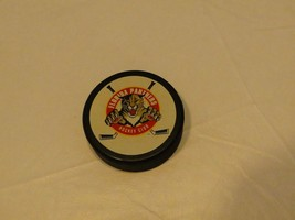 Florida Panthers NHL Hockey puck 1995 Season tickets club official made in Czech - $11.99