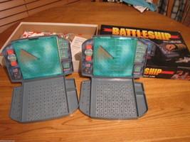 Battleship game 1998 used naval combat game classic milton bradley 7 up ... - $11.99