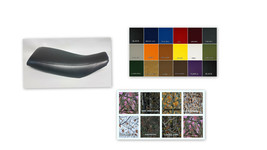 Yamaha XT225 Seat Cover Xt 225 In 25 Colors & 2-tone Options (No Side Stencils) - $32.95