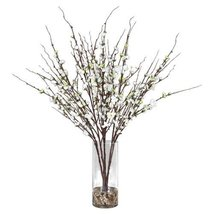 "Uttermost 60128 Quince Blossoms - 36"" Silk Flower Centerpiece, Natural Rock Fini - $305.80"