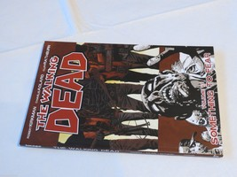 The Walking Dead Robert Kirkman Volume 17 something to FEAR book zombies... - $13.19
