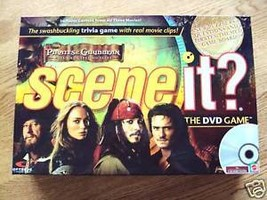 Pirates of the Caribbean Scene it? DVD Game # - $10.19