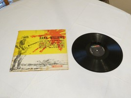 A Tribute to Hank Williams Johnny singing cowboys LP RARE record vinyl a... - $18.74