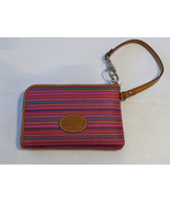 Fossil SL4117875 Keyper Wristlet Colorful Stripe Key Per id Wristlet NWT *^ - $24.99