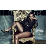 New SERENA WILLIAMS SI Sports Illustrated Magazine SPORTSPERSON OF THE YEAR - $12.86