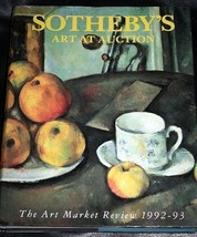 Sotheby's Art at Auction 1992-93: The Art Market Review [Nov 01, 1993] S... - $9.90