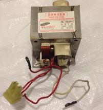 Samsung GE Microwave High Voltage Transformer WB27X10606 - $49.00