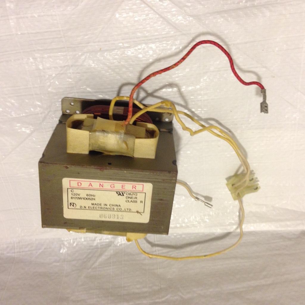 LG OEM High Voltage Transformer 6170W1D052H 52W 23P 23Y 112A 112D 77J 91K 109 - $90.00