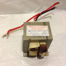 Whirlpool Microwave OEM High Voltage Transformer EDX-JK1013A W10349882 8... - $49.00