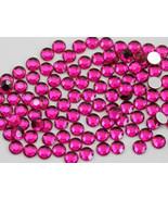 2.5mm SS9 Pink Fuchsia A27 Acrylic Rhinestones High Quality - 500 PCS - $9.49