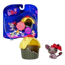 "Hasbro Year 2007 Littlest Pet Shop Portable Pets ""Littlest"" Series Colle... - $59.97"