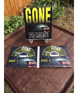 Gone by Lisa Gardner (2006, Audio, Other, Abridged) Audio Book - $11.21