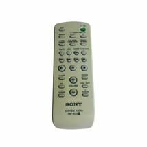 Sony RM-SC3 Remote Control System Audio MHC-GX355 MHC-GX750 SUB rm-sc30 rm-Sc50 - $11.37