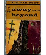A E Van Vogt Away and Beyond Short Story Collection Berkley G215 First P... - $6.92