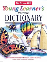 YOUNG LEARNER'S PICTURE DICTIONARY:An Essential Tool for School-Home Suc... - $11.99