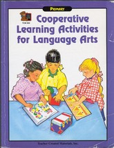 COOPERATIVE LEARNING ACTIVITIES FOR THE LANGUAGE ARTS CURRICULUM by Juli... - $11.99