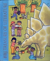WOULDN'T YOU LIKE A DINOSAUR? Roger C.Farr;2nd Grade Reading Text;HJB TR... - $19.99