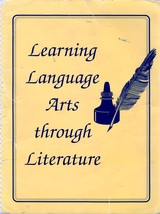 LEARNING LANGUAGE ARTS THROUGH LITERATURE,Yellow Book 3rd Grade;1994,2nd... - $9.99