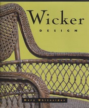 WICKER DESIGN-Styles,Decorating;Accessorizing;Care;Ideas,Construction,Fi... - $19.99