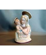 Lefton China Madonna And Child Figurine (1987) - $18.49