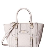 NWT GUESS Rikki E/W Status Satchel Lilac MSRP $110 - $99.99
