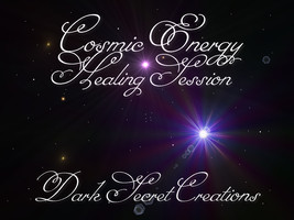 Cosmic energy healing session thumb200