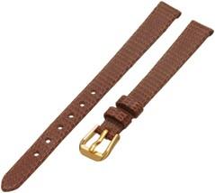 Hadley-Roma Women's LSL716RA 100 Genuine Leather Strap Watchband Br... SHIPSFREE - $14.42