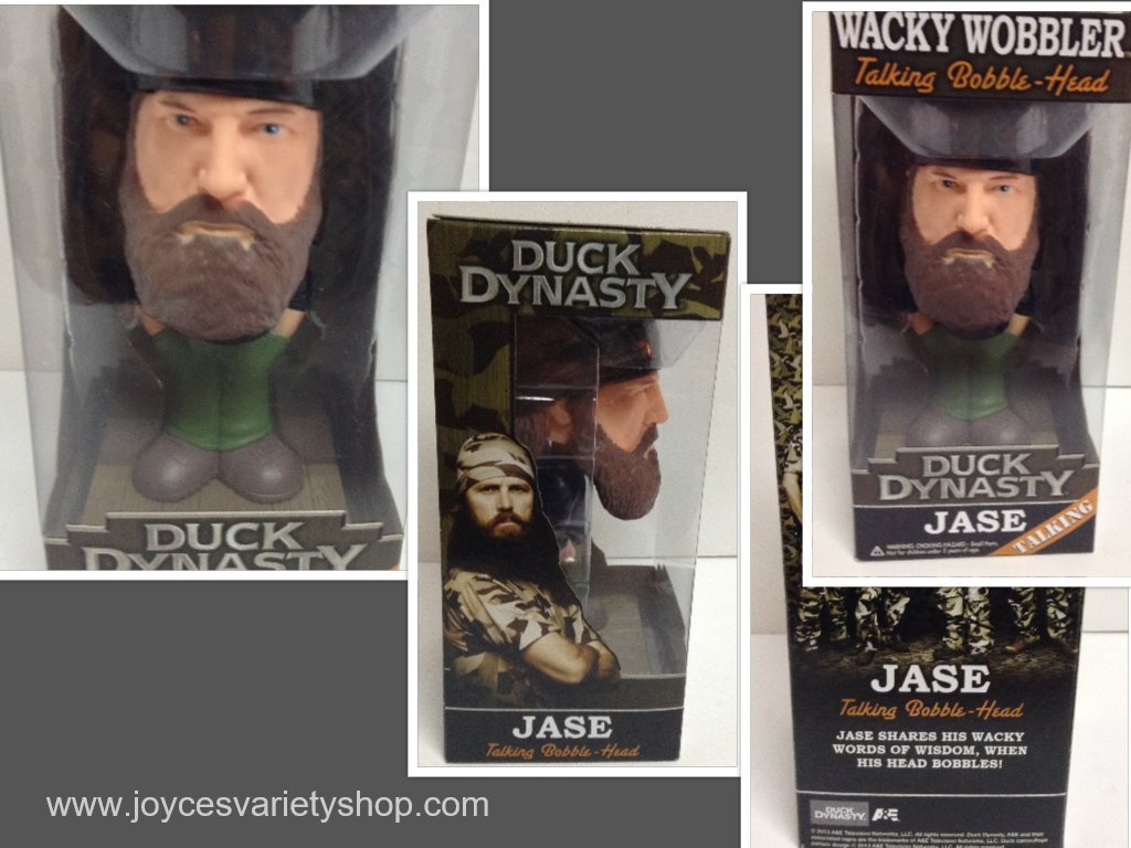 Duck dynasty jase head collage