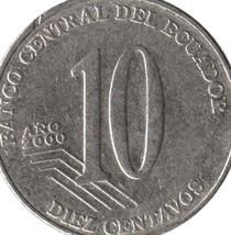 Ecuador 25 Twenty Five Centavos Coins 1960 - 20... - $11.10