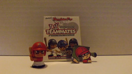 Los Angeles Angels Teenymates MLB Mini Figure & Puzzle Piece - $2.00