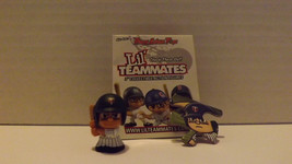 Minnesota Twins Teenymates MLB Mini Figure & Puzzle Piece - $2.00