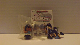 Tampa Bay Rays Teenymates MLB Mini Figure & Puzzle Piece - $2.00