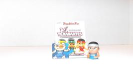 Minnesota Timberwolves Teenymates NBA Mini Figure & Puzzle Piece - $2.00