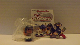 Milwaukee Brewers Teenymates MLB Mini Figure & Puzzle Piece - $2.00
